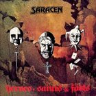 SARACEN Heroes, Saints & Fools album cover