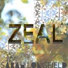 SARAH LONGFIELD Zeal album cover