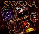 SARATOGA No Sufriré album cover