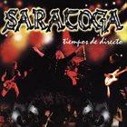 SARATOGA Tiempos de directo album cover
