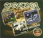 SARATOGA Tierra de Lobos album cover