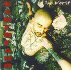 SARCÓFAGO The Worst album cover