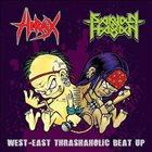 SARJAN HASSAN West-East Thrashaholic Beat Up album cover
