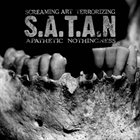 S.A.T.A.N. The Neverending Funeral album cover