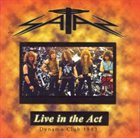 SATAN Live in the Act album cover