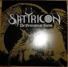 SATYRICON The Pentagram Burns album cover