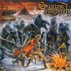 SAUROM LAMDERTH Sombras del este album cover
