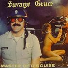 SAVAGE GRACE Master Of Disguise Album Cover