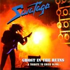 SAVATAGE Ghost In The Ruins: A Tribute To Criss Oliva album cover