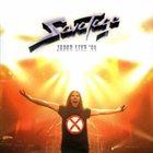SAVATAGE Japan Live '94 album cover