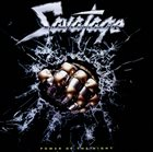 SAVATAGE Power Of The Night album cover
