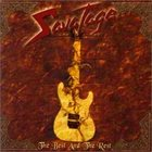 SAVATAGE The Best And The Rest album cover
