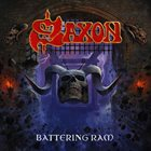 SAXON Battering Ram album cover