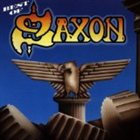 SAXON Best of Saxon album cover