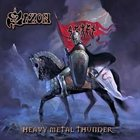 SAXON Heavy Metal Thunder album cover