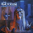 SAXON Metalhead album cover