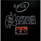 SAXON Rock Champions album cover