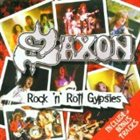 SAXON Rock 'n' Roll Gypsies album cover