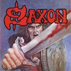 SAXON Saxon album cover