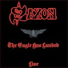 SAXON The Eagle Has Landed album cover