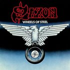 SAXON Wheels of Steel album cover