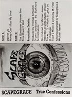 SCAPEGRACE True Confessions album cover