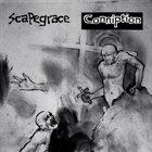 SCAPEGRACE Scapegrace / Conniption  album cover