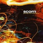 SCORN Greetings From Birmingham album cover