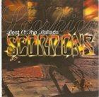 SCORPIONS Best Of The Ballads album cover