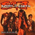 SCUM OF THE EARTH Blah... Blah... Blah... Love Songs for the New Millenium album cover