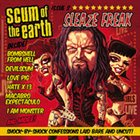 SCUM OF THE EARTH Sleaze Freak album cover