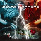 SECRET SPHERE Heart & Anger album cover