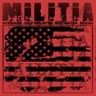 SELF INFLICTED Militia album cover