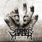 SEPTEMBER MURDER Agony in Flesh album cover