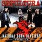 SEPULTURA Natural Born Blasters album cover