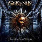SERENITY Fallen Sanctuary album cover