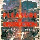 SERPENT Pleasure Of Destruction album cover