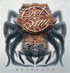 SET THE SUN Desolate album cover