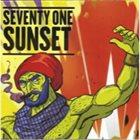 SEVENTY ONE SUNSET Mule album cover