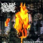 SEVERE TORTURE Butchery of the Soul album cover