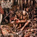 SEVERE TORTURE Feasting on Blood album cover