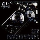 SEX MACHINEGUNS 45° album cover