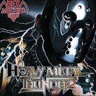 SEX MACHINEGUNS Heavy Metal Thunder album cover