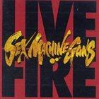 SEX MACHINEGUNS Live Fire album cover