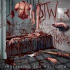 SHATTERING THE WRETCHED The Homicidal Atmosphere album cover