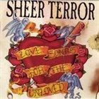 SHEER TERROR Love Songs For The Unloved album cover