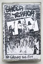 SHEER TERROR No Grounds For Pity.... album cover
