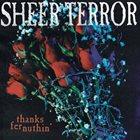 SHEER TERROR Thanks Fer Nuthin album cover