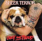 SHEER TERROR Ugly and Proud album cover