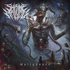 SHRINE OF MALICE Malignance album cover